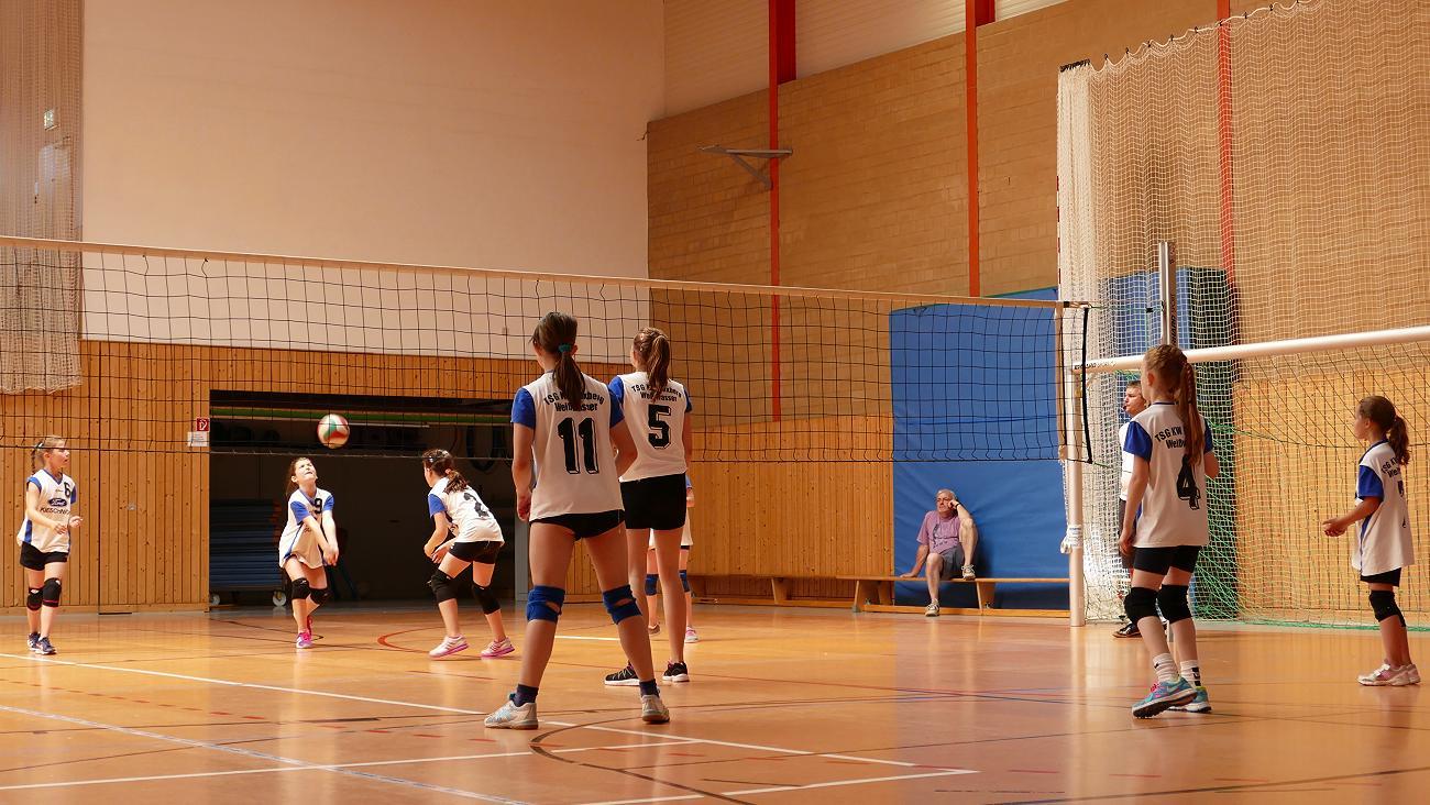 volleyball ergebnisse heute